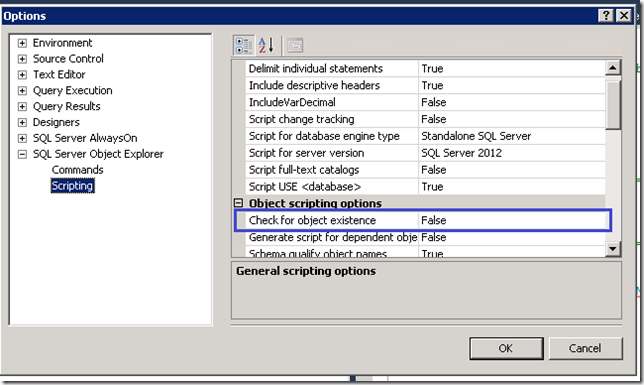 SQL SERVER: SSMS, Allow to create Stored procedure though table doesn't exists